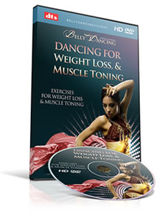 belly dancing for weight loss muscle toning