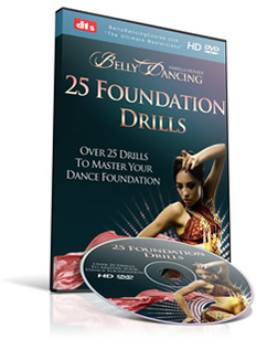 belly dancing foundations