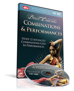 belly dancing combinations